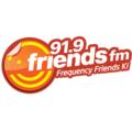 91.9 Friends FM Logo